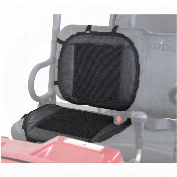 At-tek Comofttek™ Universal 2-piece Utv Seat Protector With 3d Mesh