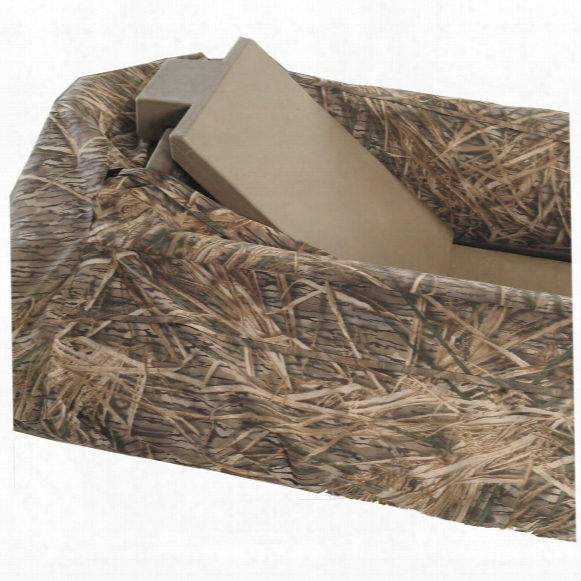 Backrest For Beavertail® Final Attack Portable Pit Blind