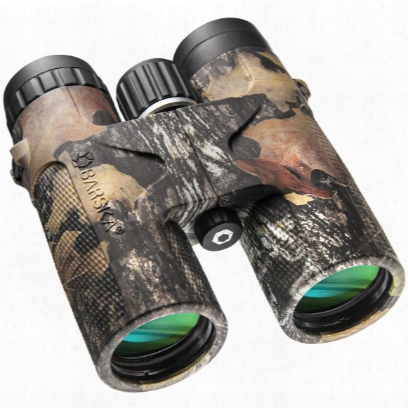 Barska 12x42mm Blackhawk Waterproof Mossy Oak Binoculars