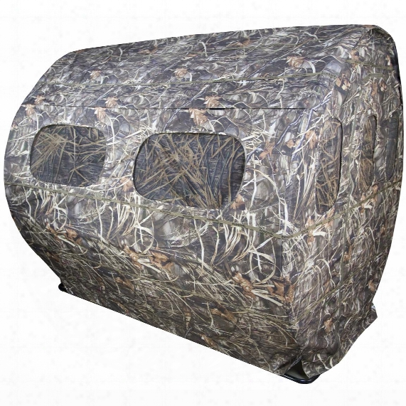 Beavertail® Outfitter Ddt 3-person Hay Bale Blind
