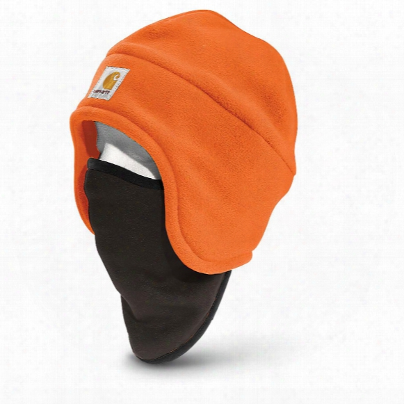 Carhartt High-visibility Color-enhanced Fleece 2-in-1 Hat