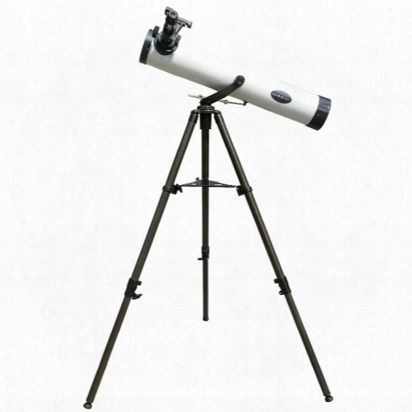 Cassini Optics C-80 White Satin 800mm X 80mm Reflector Telescope