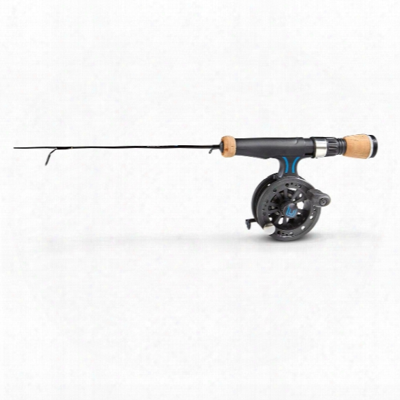 Clam Dave Genz Ice Spooler Rod & Reel Combo