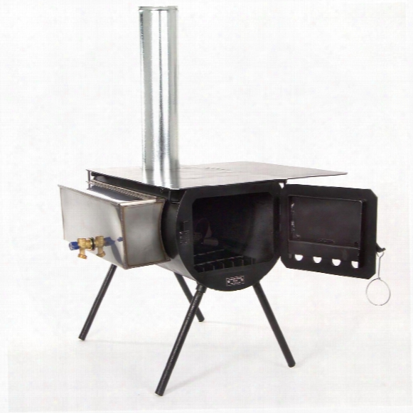 Colorado Cylinder Stoves™ Mesa Stove Package