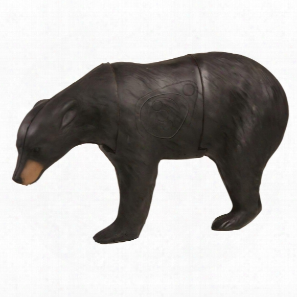 Delta Mckenzie Medium Black Bear 3d Archery Target