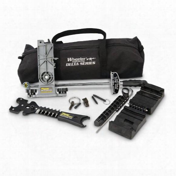 Delta Series Ar Armorer's Essentials Kit, 7 Piece