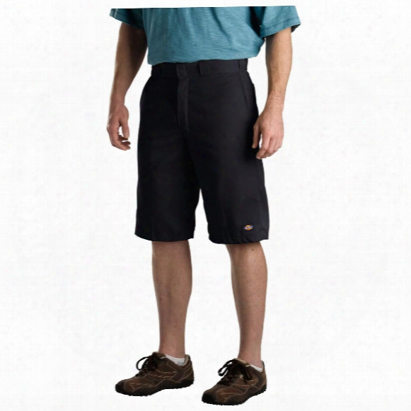 "Dickies Men's 13"" Relaxed Fit Multi Pocket Work Shorts"