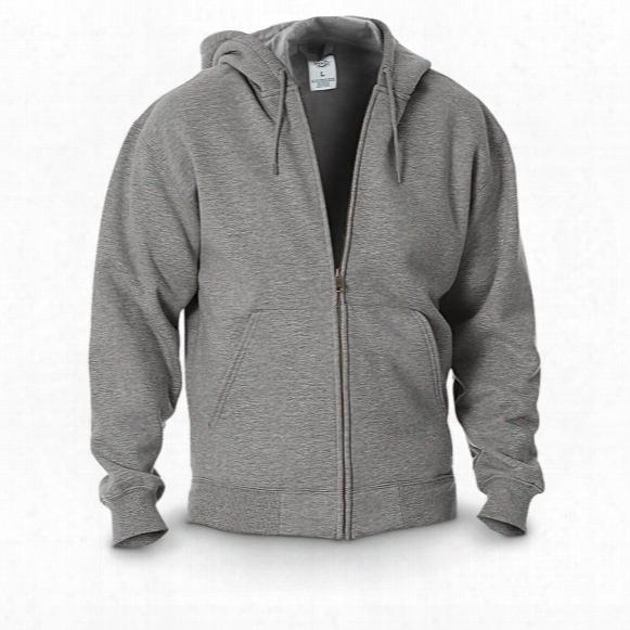 Dickies® Midweight Full-zip Fleece Work Hoodie