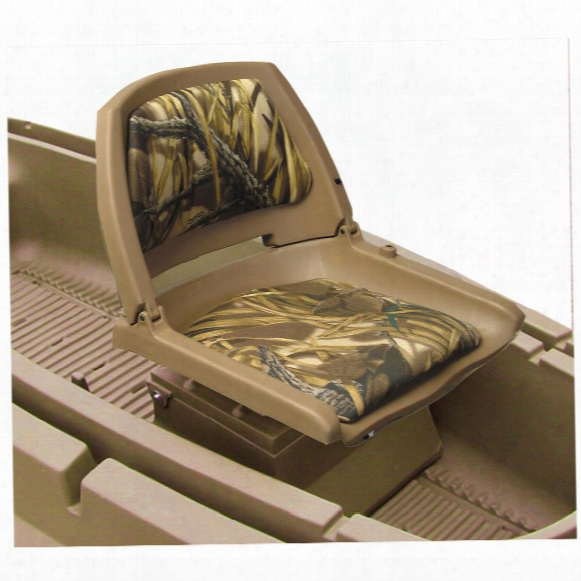 Extra Seat For Beavertail® Stealth 1200 Sneak Boat