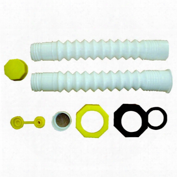 Ez-pour Hi Flo Universal Replacement Water Spout/vent Kit
