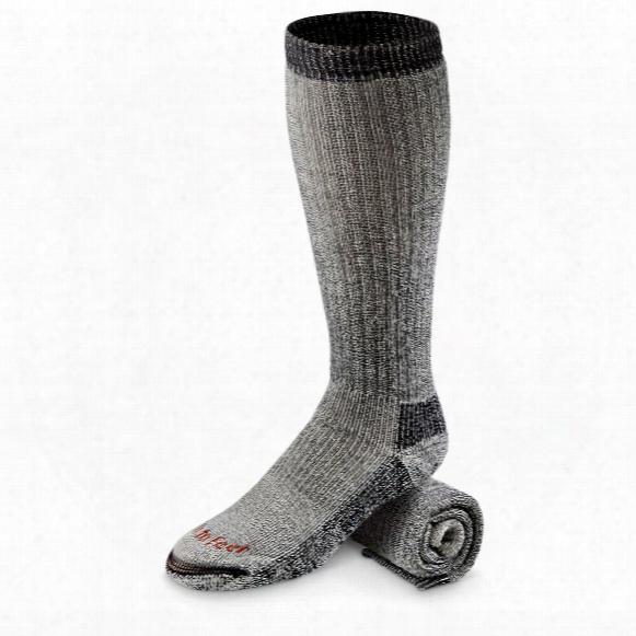 Farm To Feet Cedar Falls Over-the-calf Wader Socks