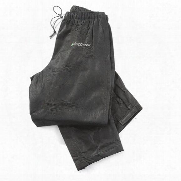 Frogg Toggs Men's Waterproof Pro Action Pants