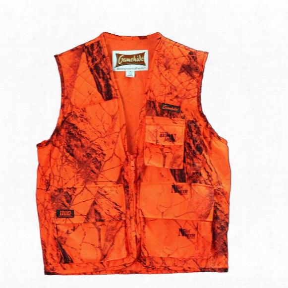 Gamehide® Sneaker Vest, Naked North Blaze Camo