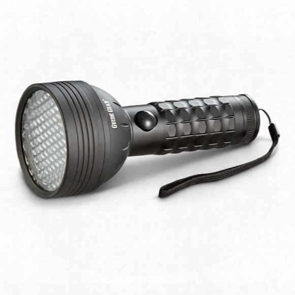 Guide Gear 109-led Blood Tracker Tactical Flashlight