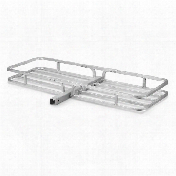 Guide Gear Aluminum Hitch Cargo Carrier, 500 Lbs. Capacity