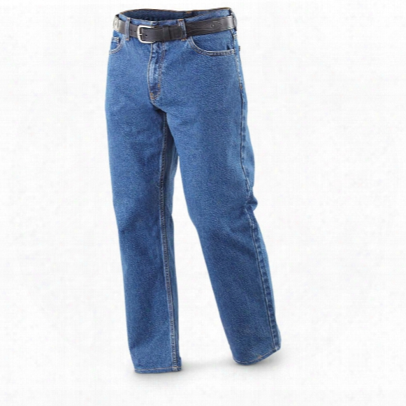 Irontown Men's Workwear 5-pocket Jeans, Regular Fit