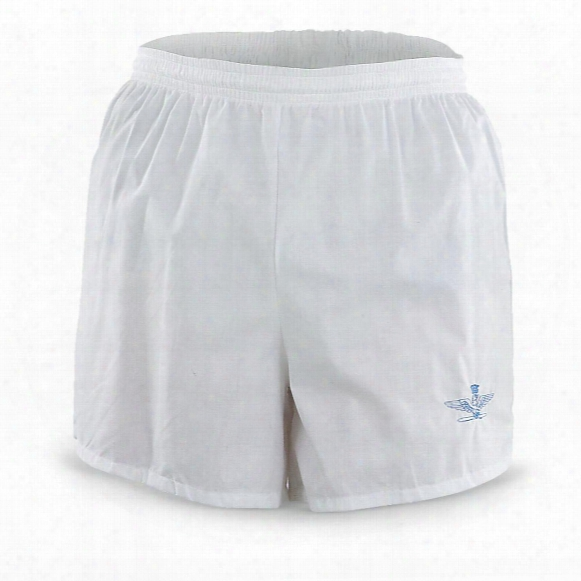 Italian Military Surplus Air Force Boxer Shorts, 10 Pack, New
