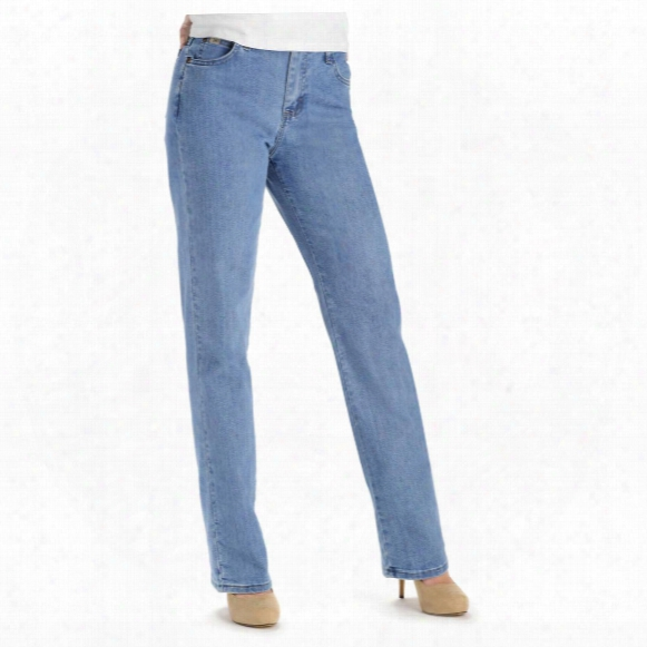 "Lee® Women's 31"" Relaxed Fit Straight Leg Jeans"