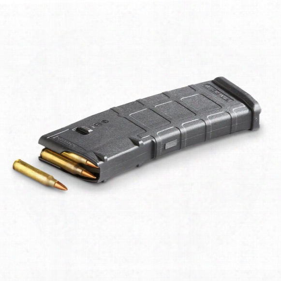 Magpul Pmag Gen2, .223 Remington/5.56 Nato, Ar-15 Magazine, 30 Rounds