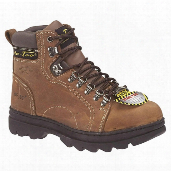"Men's 6"" Ad Tec® Steel Toe Hikers"