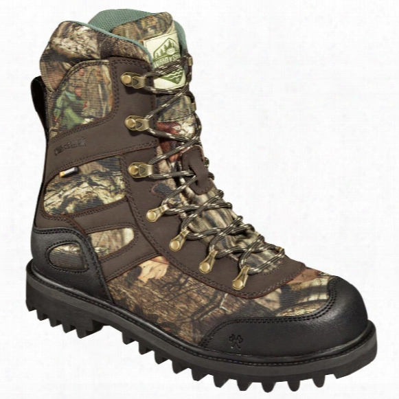 "Men's 8"" Waterproof Breathable Wood 'n' Stream Camo Interceptor Boots"