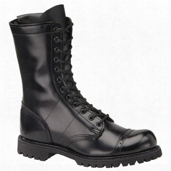 "Men's Corcoran® 10"" Side Zip Field Boots, Black"