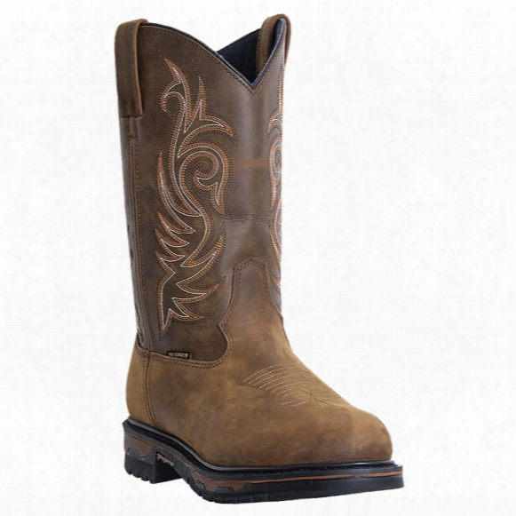 "Men's Laredo 11"" Sullivan Waterproof Western Boots, Tan"