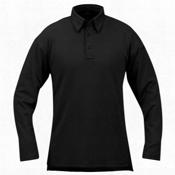 Men&amp#;39;s Propper I.c.e. Long-sleeved Performance Polo Shirt