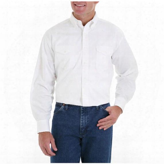 Men's Wrangler® Painted Desert® Long-sleeved Twill Shirt