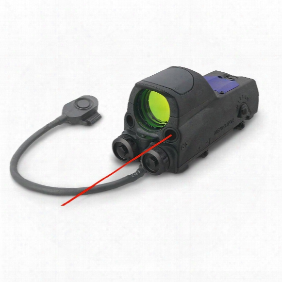 Meprolight Mepro Mor Multi-purpose Reflex Sight With Red Laser