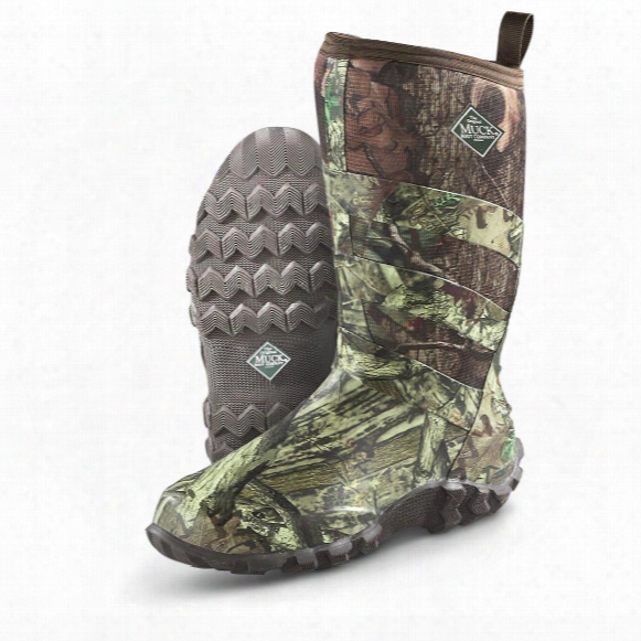 Muck Boots Men's Pursuit Fieldrunner Hunting Boots