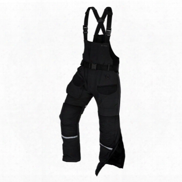 Onyx Arcticshield Cold Weather Plus Waterproof Bib Overalls, Black