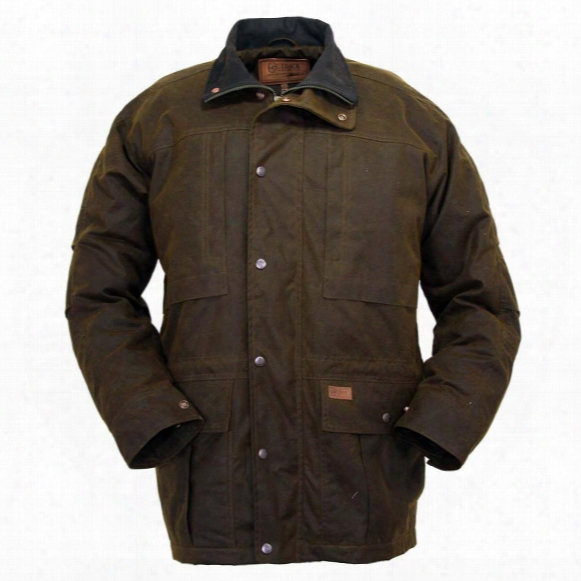 Outback Trading Company® Deer Hunter Oilskin Jacket