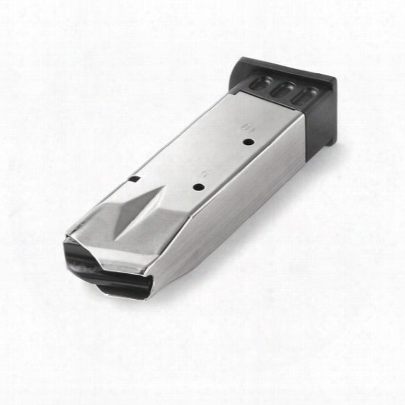 Para-ord P14 (nickel), Mec-gar .45 Acp Caliber Magazine, 10 Rounds