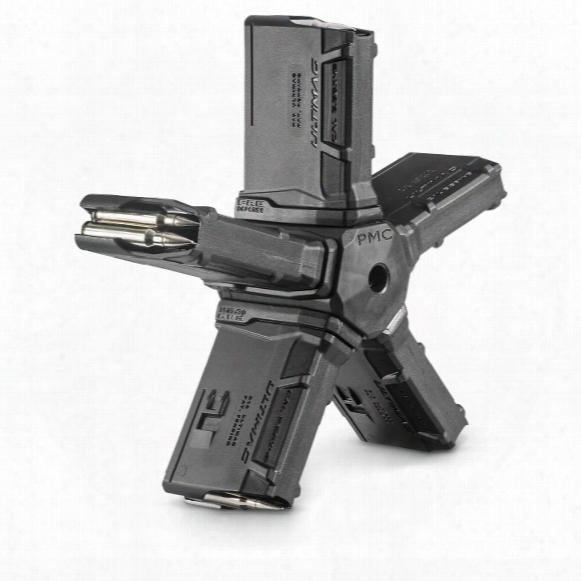 Pentagon Ar-15 Coupler, .223 Cliber Magazine, 50 Rounds