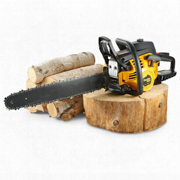 "Poulan Pro 20"" Gas-powered Chainsaw, Refurbished"