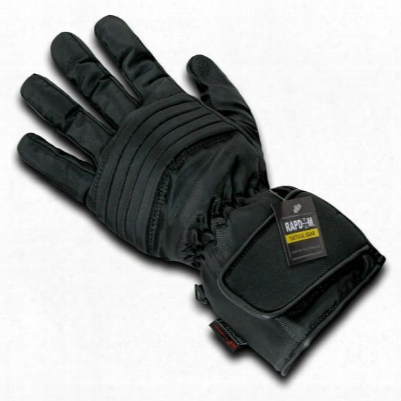 Rapid Dominance Everlast Patrol Thinsulate™ Insulation Winter Gloves, Black