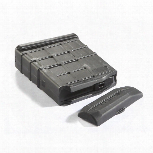 Ruger Gunsite Scout Rifle, .308 Caliber Magazine, 10 Rounds