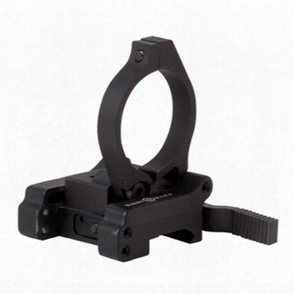 Sightmark Pvs-14 Slide-to-side Qd Weapon Mount, Matte Black