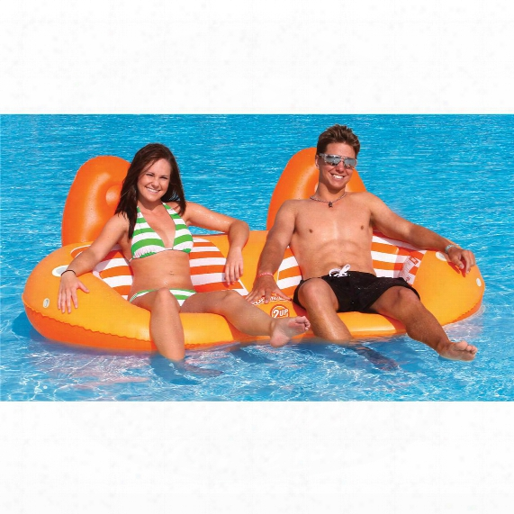 Sportsstuff® Pool 'n' Beach 2 Up Lounger