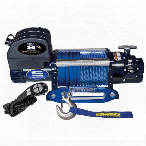 Superwinch® Talon 12.5 Sr 12,500-lb. 12v Winch