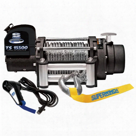 Superwinch® Tiger Shark 15500 15,500-lb. Winch