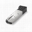 Sig P226 (Nickel) Mec-Gar 9mm Caliber Magazine, 10 Rounds