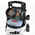 Vexilar FL-8SE Ice Pro Flasher Fishfinder with 19° Ice-Ducer