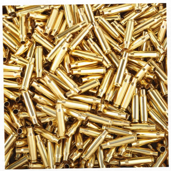 Top Brass, Bulk Unprimed Brass, .308 Winchester, Fmj, 147 Grain, 500 Rounds