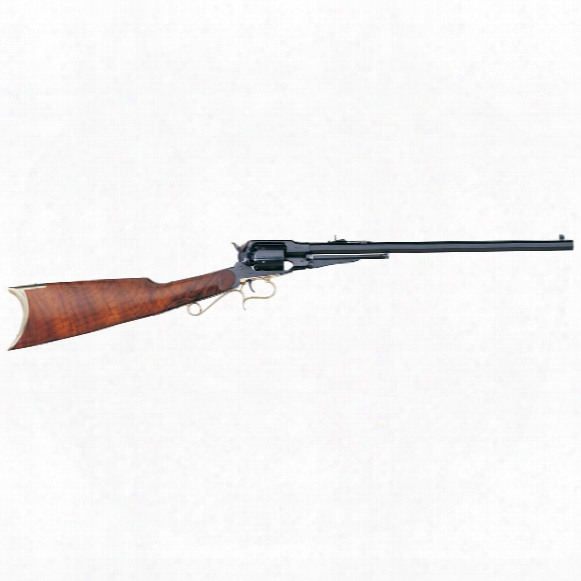Uberti Reproduction Remington 1858 New Army .44 Revolving Target Carbine