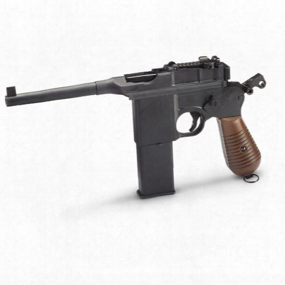 "Umarex Legends C96 Blowback Semi-automatic Air Pistol, .177 Cali Ber, 5.5"" Barrel, 19 Rounds"