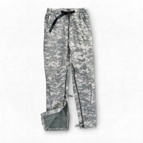 U.s. Coast Guard Military Surplus Waterproof Insulated Pants