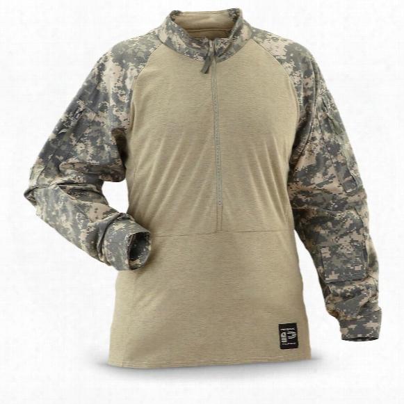 U.s. Military Surplus Nomex Combat Long-sleeve Shirt, New