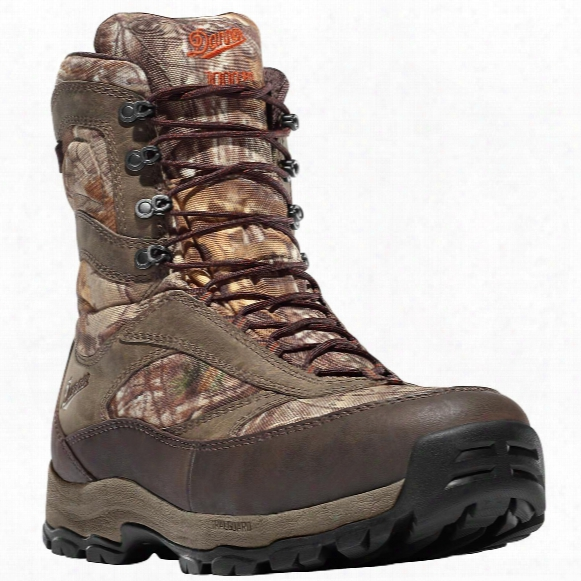 "Women's Danner® 8"" High Ground Waterproof 1,000-gram Thinsulate Ultra Insulated Camo Hunting Boots, Realtree Xtra®"